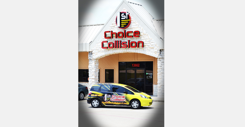 First Choice Collision - Gallery